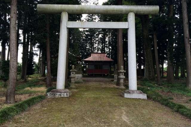 神社 金井