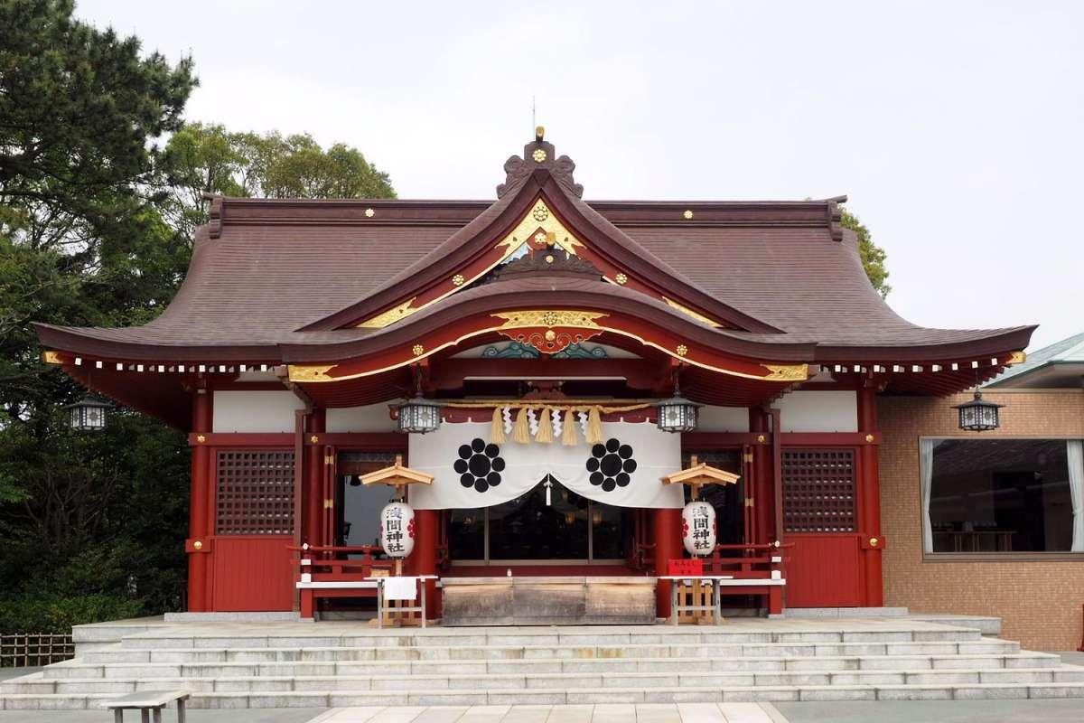 稲毛浅間神社|千葉県千葉市稲毛区 - 八百万の神