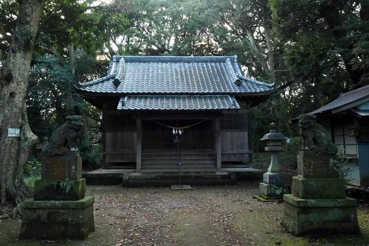 野田神社|千葉県袖ケ浦市 - 八百万の神