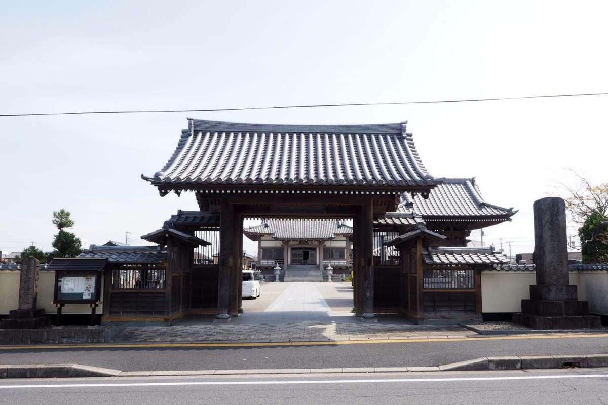 一乗山イチジョウザン妙経寺ミョウキョウジ