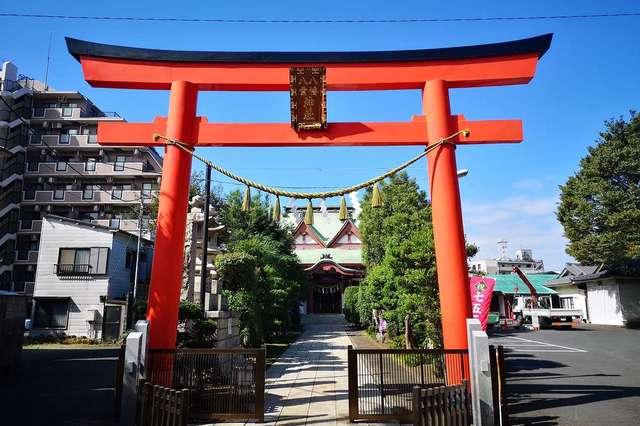 ⛩八幡八雲神社|東京都八王子市 - 八百万の神