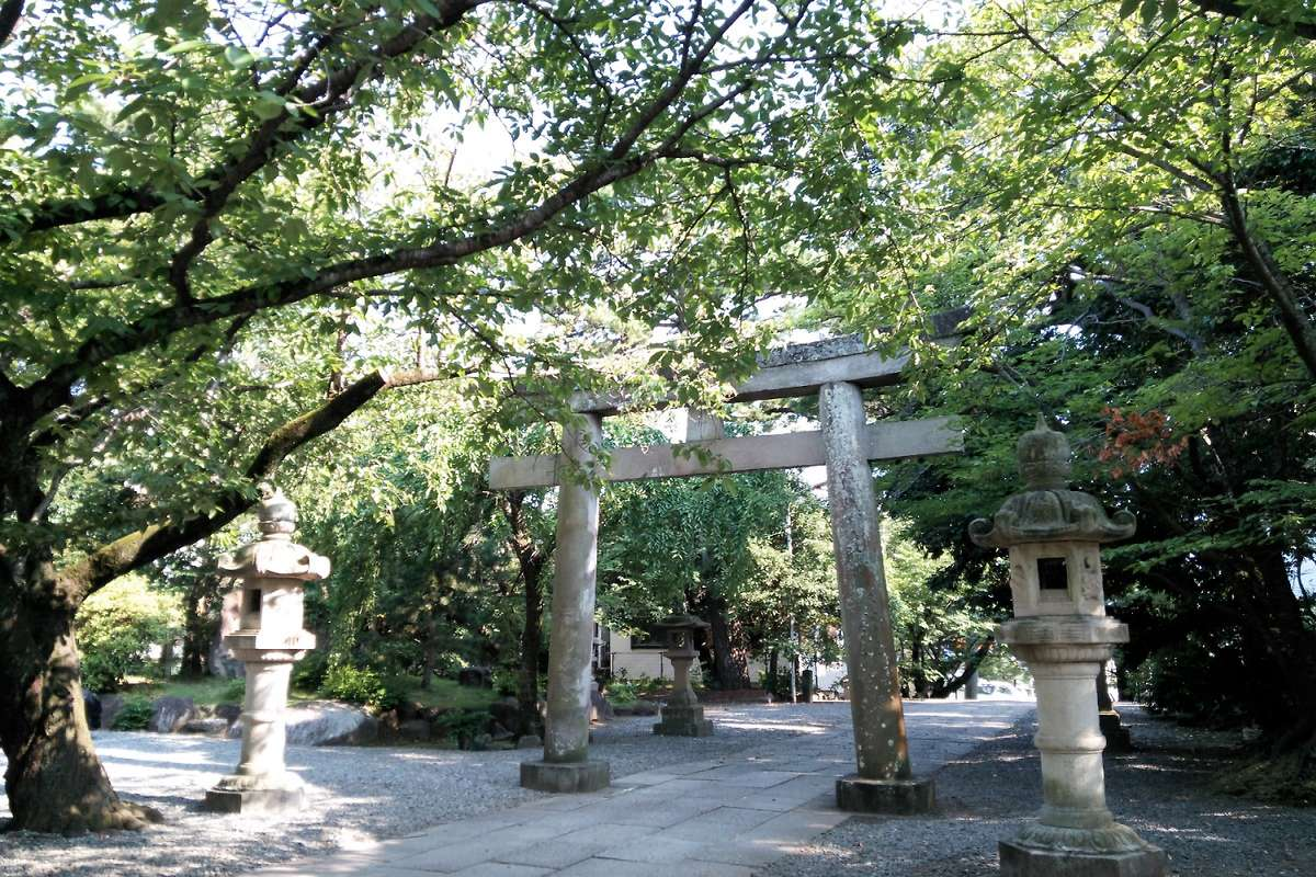 日枝神社|静岡県沼津市 - 八百万の神