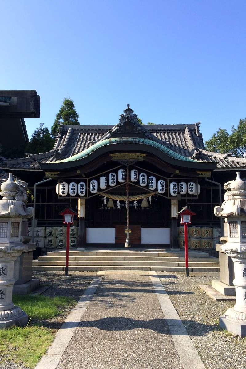 近く の 神社