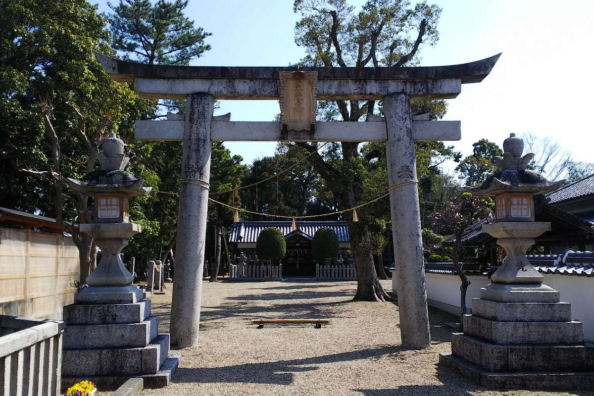 十市御縣座神社|奈良県橿原市 - 八百万の神